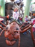Kelly in the Honey I Shrunk the Kids playground